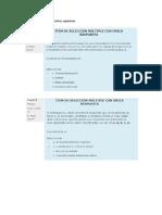 Evaluacion Procesos Cognocitivos Superiores