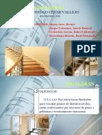 Escaleras Ucv