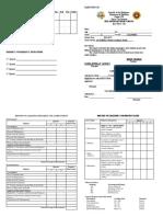 323605114 Report Card Senior High