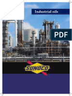 Sunoco Industry Catalogue
