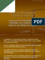SISTEMAS DE INTEGRADOS DE PRODUCCION MODULAR