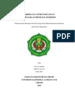 Perbedaan laporan keuangan perusahaan bisnis dan non bisnis