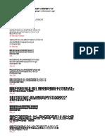 Lista de Fuentes JGFC