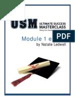Ultimate Success Masterclasd
