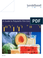A Guide to Polyolefin Film Extrusion