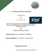 Memoria de Estadia PDF