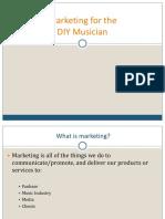 Marketing Power Point - MCM - W19