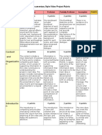 Documentary Video Project Rubric.doc