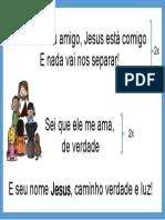 03. Jesus é o amigo