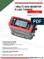 RX 8500 DataSheet