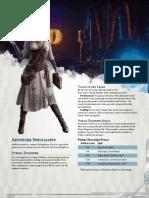 Artificer Subclass Portal Engineer