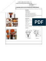 BS03 Fixed Gas Detector-VOC