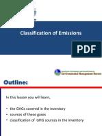 GHG Emission Sources