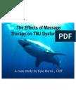 TMJ Dysfunction