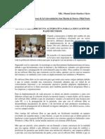 Manuel Sanchez Chero Software Libre Una Alternativa Para La Educacion