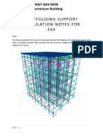 Scaffolding support calculation notes for 334.pdf