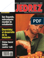 Revista Internacional de Ajedrez 60