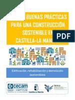 Guía de Buenas Prácticas en La Construcción en CLM