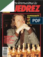 Revista Internacional de Ajedrez 58