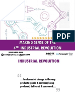 MIGHT Making Sense of the 4th Industrial Revolution
