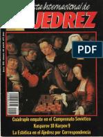 Revista Internacional de Ajedrez 40
