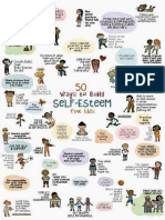building the self-esteems