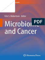 (Current Cancer Research) Erle S. Robertson - Microbiome and Cancer-Springe.pdf