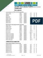 Phoenix Contact PRICE LIST 2018 Wef 13-01-18 1