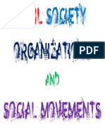 Civil Society Organizations