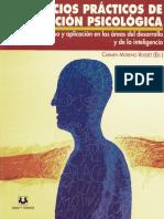 Ejercicios Prácticos de Evaluación Psicológica - Carmen Moreno