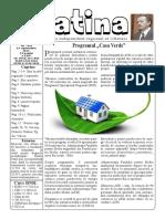 Datina - 12.09.2019 - prima pagină