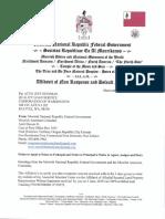 MACO-R000000054_Affidavit of Non Response and Default Notice - JEFF STENMAN