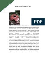 Flora Dan Fauna Di Benua Asia