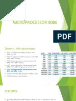 3 Microprocessor 8086