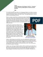 Why Biafra Failed