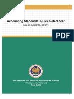Account standard