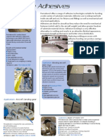 Permabond Brochure Aerospace Adhesives