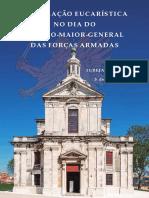 Missal de Celebração Eucarística do Dia do EMGFA 2019