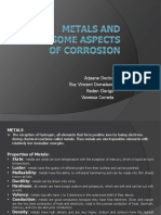 METALS AND SOME ASPECTS OF CORROSION.pptx