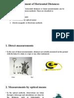 Basic Surveying Notes
