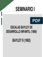 BAYLEY II (Escalas Desarrollo Infantil)