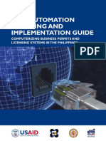 BPLS Automation Planning and Implementation Guide