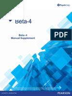 Beta4 Online Supp