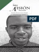 Misionero Niños 4T 2019