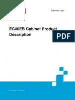 EC40EB Cabinet Product Description