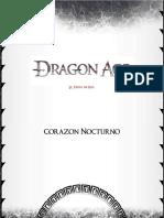 Dragon Age - Aventura - Corazon Nocturno FdR
