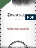 Dragon Age - Aventura - Recuerdosevanescentes FdR