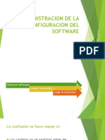 Administracion de La Configuracion Del Softwareapuntes Pressman7ma Edicion