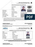MAT Online Registration