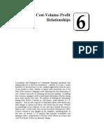 CVP Analysis. Profit Analysis